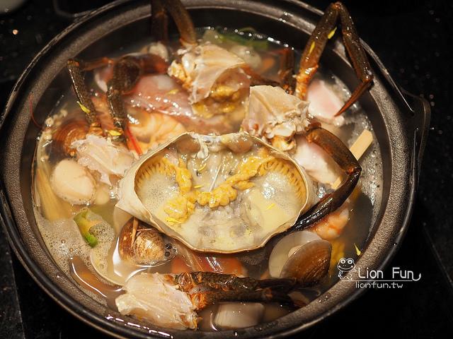 囍聚精緻鍋物 海膽飯