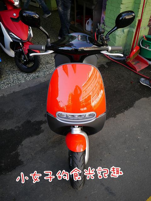 GOGORO特寫-台中火車站租機車推薦