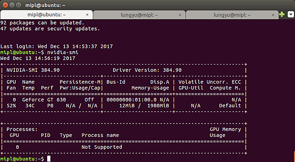 Ubuntu 16 04 安裝nvidia-docker @ Lung-Yu,Tsai 的部落格:: 痞客邦::