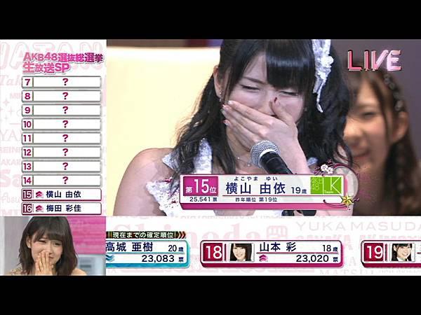 AKB48 4th Senbatsu Sousenkyo SP 2012.06.06.ts_20120609_150431