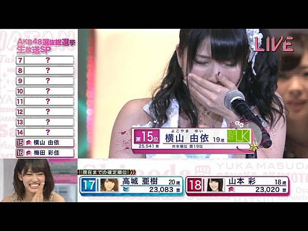 AKB48 4th Senbatsu Sousenkyo SP 2012.06.06.ts_20120609_150509