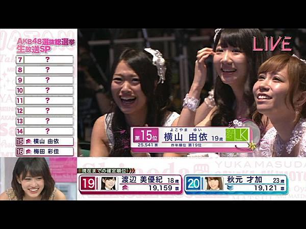AKB48 4th Senbatsu Sousenkyo SP 2012.06.06.ts_20120609_150520
