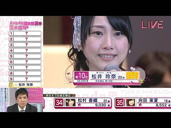 AKB48 4th Senbatsu Sousenkyo SP 2012.06.06.ts_20120609_150623