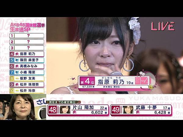 AKB48 4th Senbatsu Sousenkyo SP 2012.06.06.ts_20120609_150700