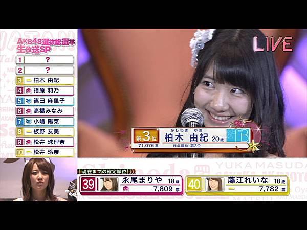 AKB48 4th Senbatsu Sousenkyo SP 2012.06.06.ts_20120609_150734