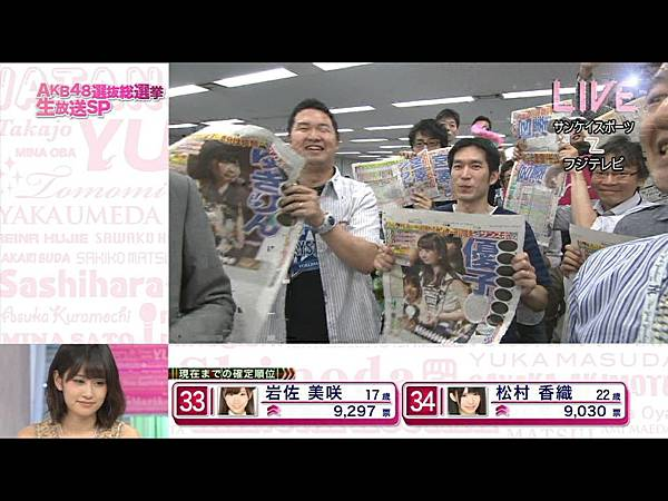 AKB48 4th Senbatsu Sousenkyo SP 2012.06.06.ts_20120609_151016