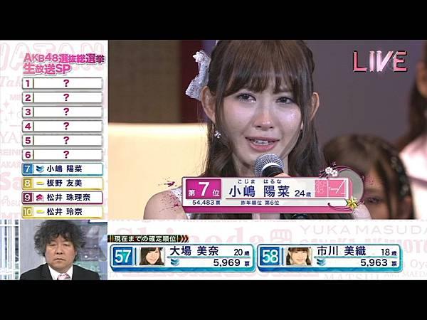 AKB48 4th Senbatsu Sousenkyo SP 2012.06.06.ts_20120609_173445