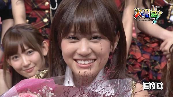 120821 kayou-kyoku 20120821 ep17 前田敦子 AKB48最後の火曜曲!出演