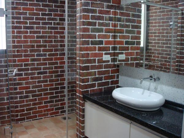 浴室改裝馬來磚