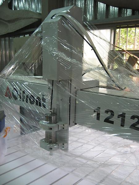 錡鋒國際 1212加高雕刻機