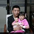 爸爸和妹妹