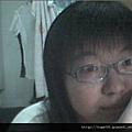 2005/7/3剪瀏海..吃類固醇後的臉