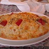 帕雷妮 南瓜焗烤飯