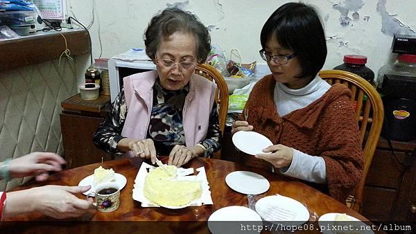 奶奶生日2013