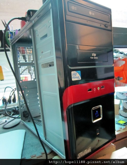 [出機]INTEL G840/H61M-S2V-B3/RAM 4G/HD 500G/DVD-RW