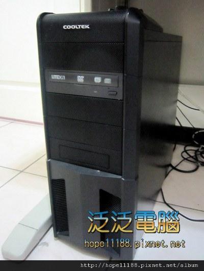 [維修記錄]北屯 王同學 電腦系統重新安裝