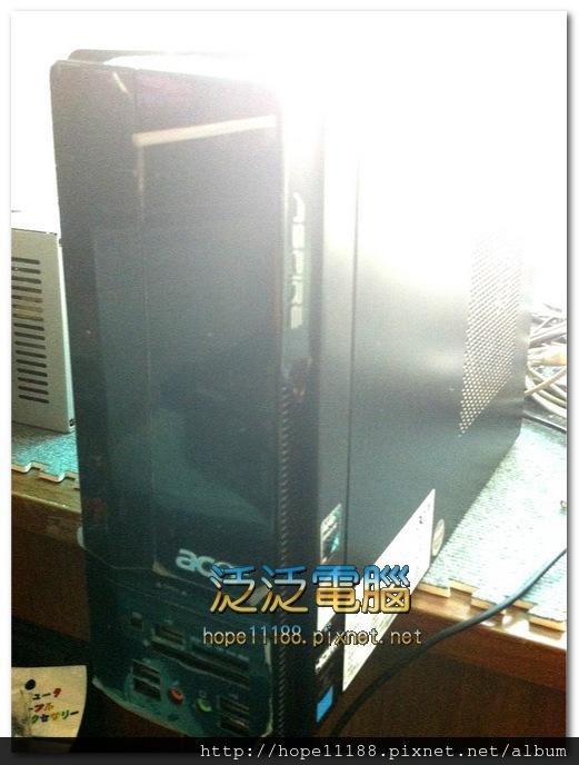 [維修]宏碁 ACER Aspire X3200