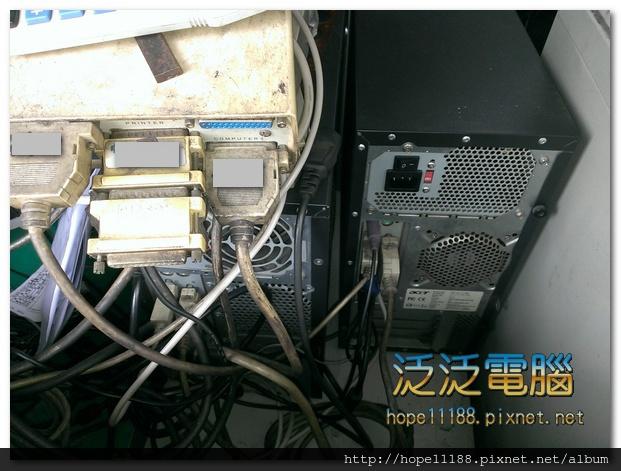 [公司維修]電腦無預警自動關機