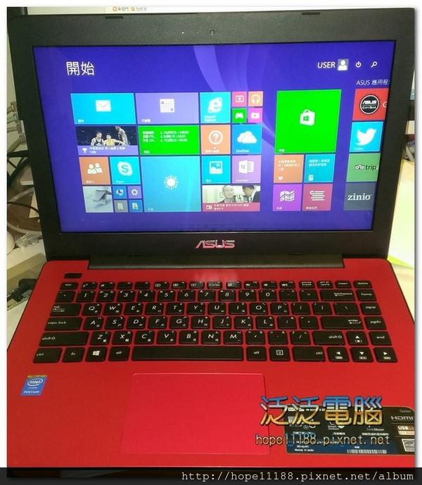 [維修]華碩 ASUS X453M 「更換SSD硬碟」
