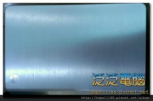 [維修]惠普 HP Pavilion M6t「美國購買的筆電,面板破裂」
