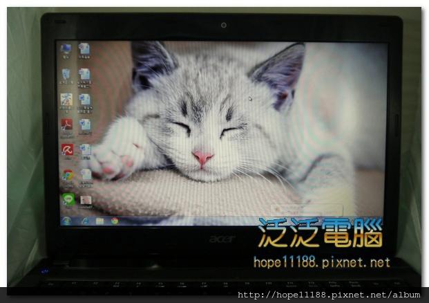 [維修]宏碁 Acer aspire 4750G 「面版破裂更換」