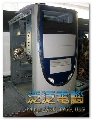 [維修]鴻海 Foxconn 661MXPlus 「系統重灌 + 還原系統 + DVD燒錄機」