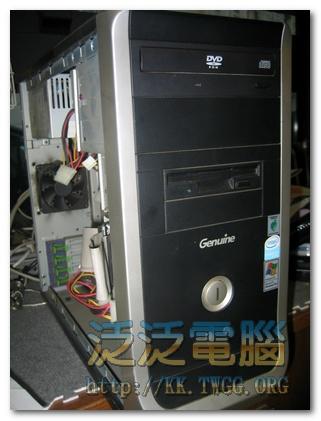[維修]技嘉 GA-8VM800PMD-775 「進銷存電腦中毒、電腦很慢、無法印列。」