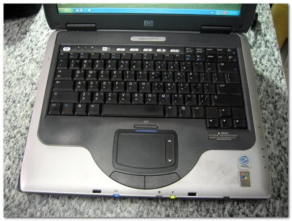 HP Compaq nx9010