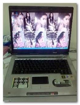 Z9200VM 螢幕維修-2