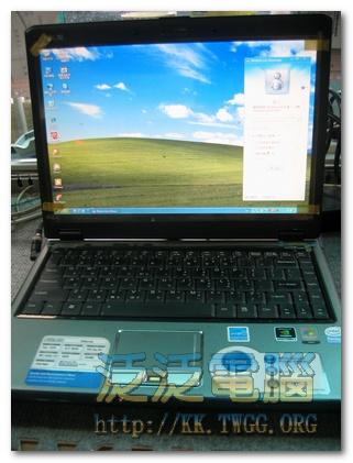 [維修]華碩 F6S 「螢幕雪花後當機 + 更換顯示晶片」