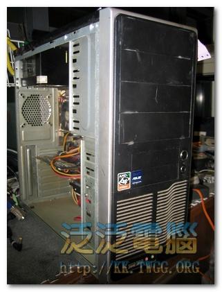 [維修]華碩 M2N 「更換硬碟 + 更換CPU風扇固定座」