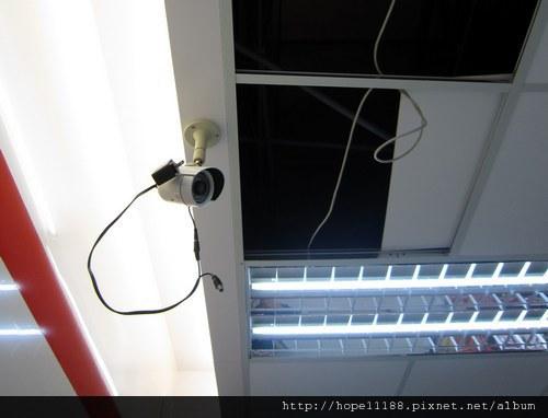 超商監視系統施工