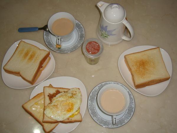 高熱量營養早餐