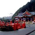 太鼓谷稻成神社(たいこだにいなりじんじゃ)