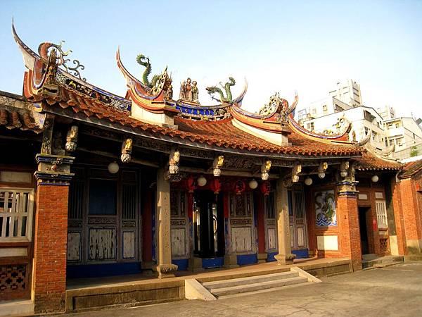 張廖家廟1