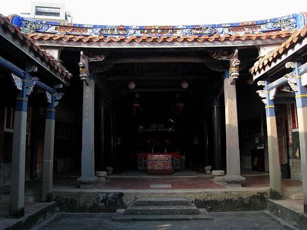 張廖家廟2