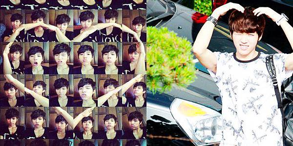 Woohyun-heart