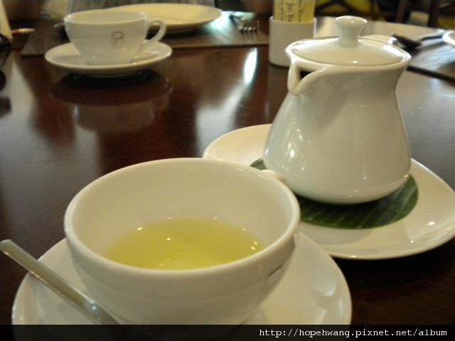 031223金湯普森.泰絲博物館JIM THOMPSON'S HOUSE餐廳香茅茶 (1) (小型)
