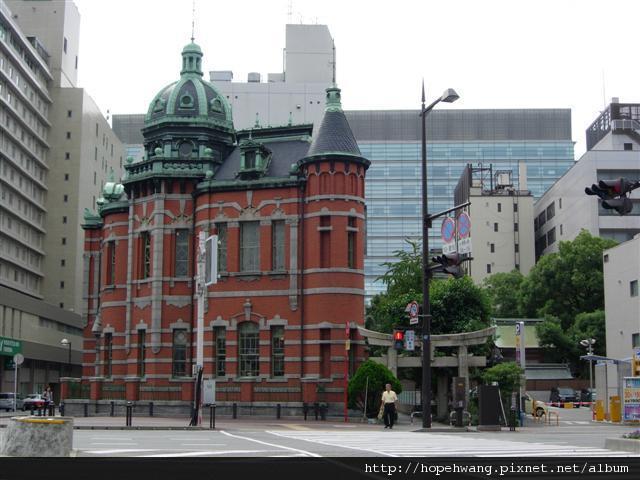08092802福岡市文學館 紅磚房文學館 (5) (小型)