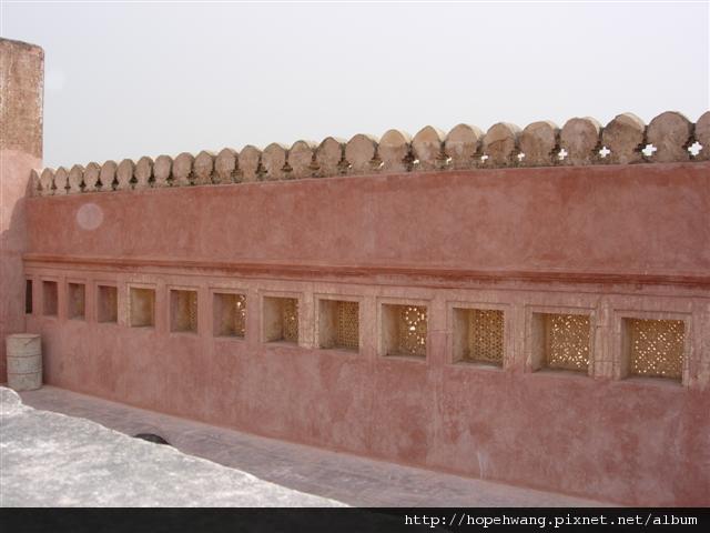 印度 326717琥珀堡 (小型)