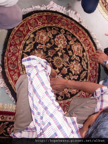 印度 490717地毯工廠 (小型)