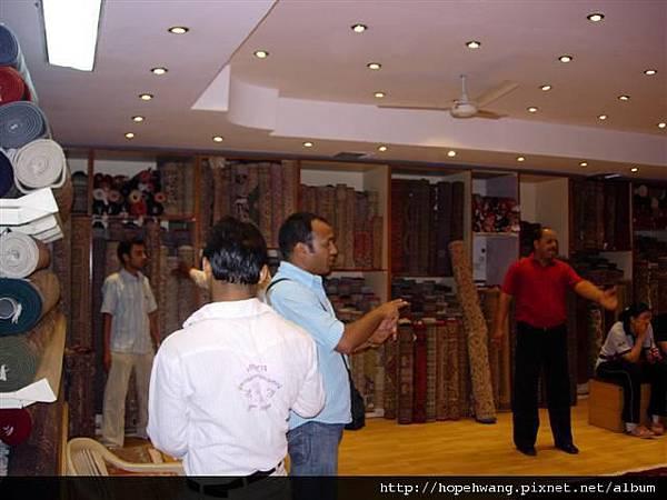 印度 504717地毯工廠 (小型)