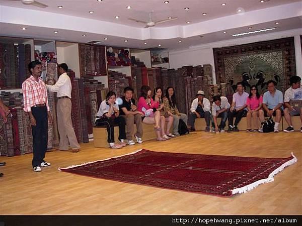 印度 503717地毯工廠 (小型)