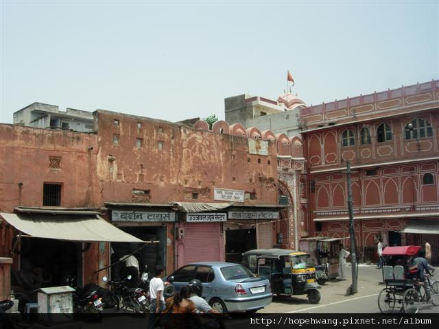 印度 530717捷普街道 (小型)
