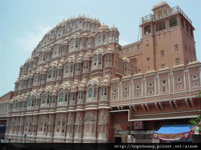 印度 542717風之宮殿 (小型)