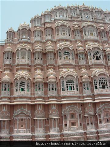 印度 543717風之宮殿 (小型)