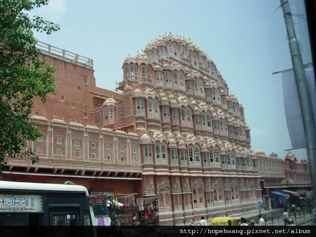 印度 544717風之宮殿 (小型)