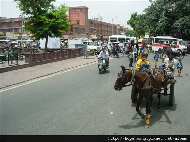 印度 545717捷普街道 (小型)