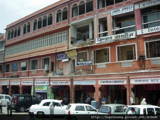 印度 548717捷普街道 (小型)