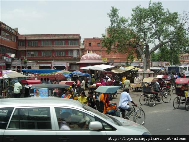 印度 547717捷普街道 (小型)